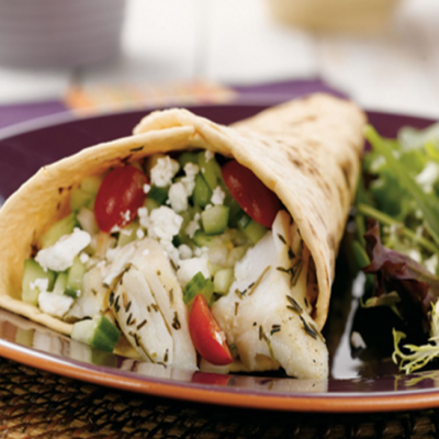 Halibut Taco Recipe